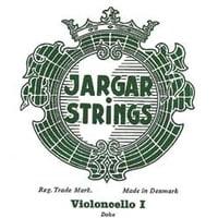 JARGAR : Cello Strings 4/4 medium