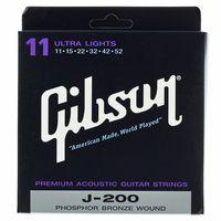 Gibson : J-200UL Bronze Acoustic