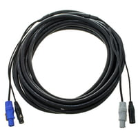 Sommer Cable : Monolith1 Power Twist/DMX 10m