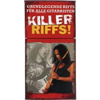 Bosworth : Flashcards Killer Riffs German
