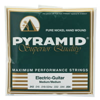 Pyramid : Performance Pure Nickel D505