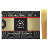Gonzalez : Clarinet Reed German 3,25