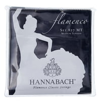 Hannabach : 827MT Flamenco Black