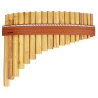 Gewa : Panpipes G-Major 18 Pipes