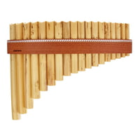 Gewa : Panpipes C-Major 18 Pipes