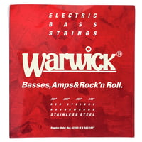 Warwick : 42200M Red Label