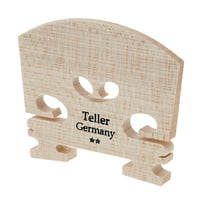 Teller : No.9 Violin Bridge 41mm 4/4