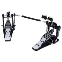 Millenium : PD-669 Stage Double Bass Pedal