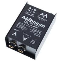 Millenium : DI-A Active DI Box
