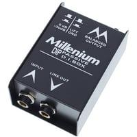 Millenium : DI-P Passive DI-Box