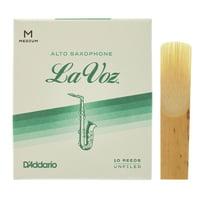 DAddario Woodwinds : La Voz Alto Sax M