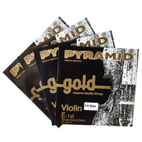 Pyramid : Gold Violin Strings 1/4