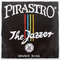 Pirastro : The Jazzer Bass 4/4-3/4
