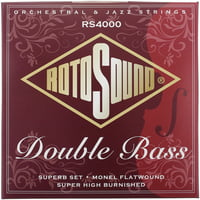 Rotosound : Double Bass Strings