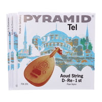 Pyramid : Aoud Strings