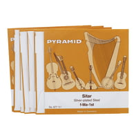 Pyramid : Sitar Strings 677/18