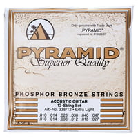 Pyramid : Acoustic 12 338/12