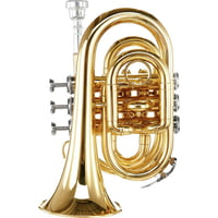 Thomann : TR 5 Bb-Pocket Trumpet