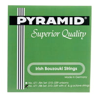 Pyramid : Irish Bouzouki Strings 671/8B