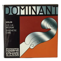 Thomastik : Dominant Violin 1/4 Alu medium