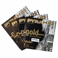 Pyramid : Gold Violin String s1/16