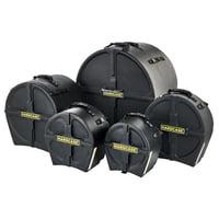 Hardcase : Drum Case Set HRockFus