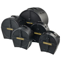 Hardcase : Drum Case Set HStandard