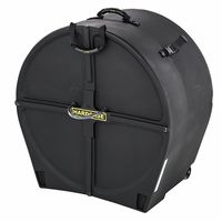 Hardcase : HNMB26 Marching Bass Drum Case