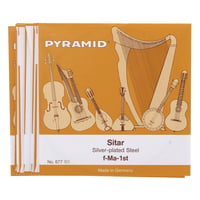 Pyramid : 678/20 Sitar Strings