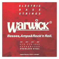 Warwick : 42230 L Red Label