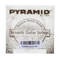Pyramid : 023 Single String