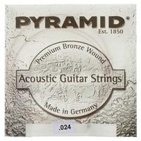 Pyramid : 024 Single String