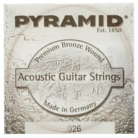 Pyramid : 026 Single String