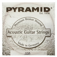 Pyramid : 035 Single String