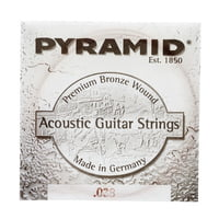 Pyramid : 038 Single String