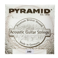 Pyramid : 040 Single String