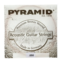 Pyramid : 050 Single String