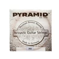 Pyramid : 052 Single String Bronce