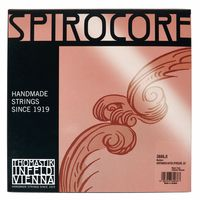 Thomastik : Spirocore Solo Double Bass 3/4