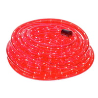 Eurolite : Rubberlight 1Channel 9m Red
