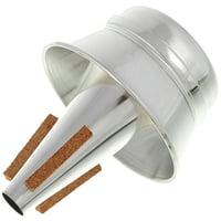 Tom Crown : Piccolo Trumpet Cup Aluminium
