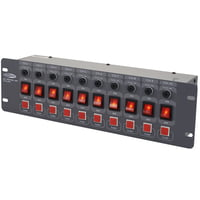 Showtec : DJ Switch 10-F