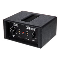 Tube Amp Doctor : Silencer 8 Ohms Black