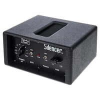 Tube Amp Doctor : Silencer 16 Ohms Black