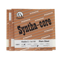 Pyramid : Syntha-core Violin Strings