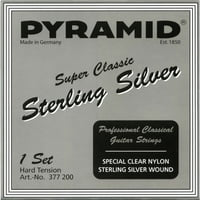 Pyramid : Super Classic Sterling hard