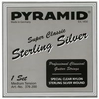 Pyramid : Super Classic Sterling normal