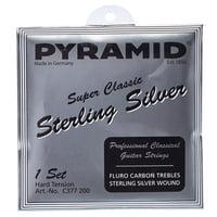 Pyramid : Super Classic Carbon hart
