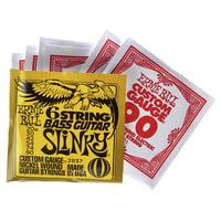 Ernie Ball : 2837 Slinky Baritone