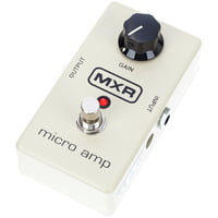 MXR : Micro Amp M133